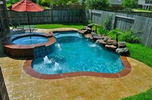 swimming pool ideas for small backyards 18 gorgeous backyard swimming pools with small sizes for