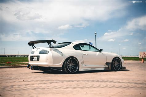 toyota supra custom ultra modern tuning for white toyota supra with custom