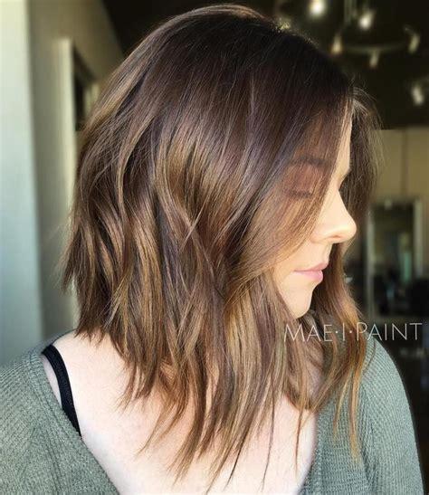 70 devastatingly cool haircuts for thin hair balayage bobs and hair style