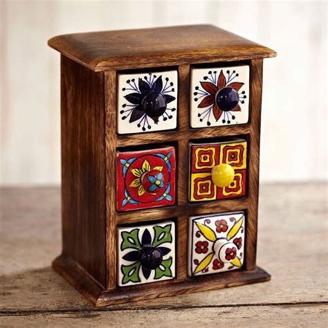 set of drawers nz handcrafted six drawer trinket box by paper high