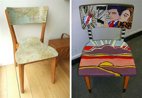 upcycled armchair the art of up cycling upcycled chairs cool ideas for random chair make overs
