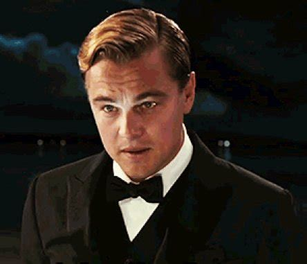 gatsby mens hairstyles how to do leonardo dicaprio gatsby hairstyle slicked