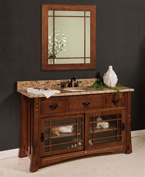 amish bathroom vanity cabinets amish bathroom vanity amish direct furniture