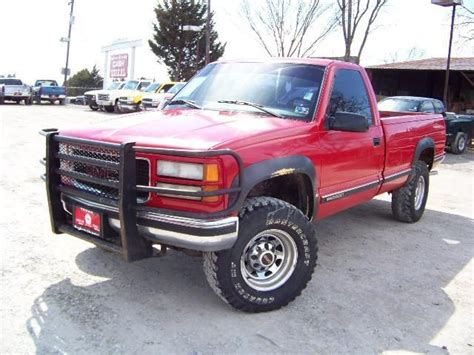 how cars work for dummies 1998 gmc 2500 club coupe electronic throttle control 1998 gmc sierra 2500 information and photos momentcar