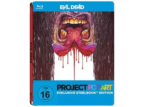 film perjuangan project pop evil dead 2013 blu ray steelbook germany hi def