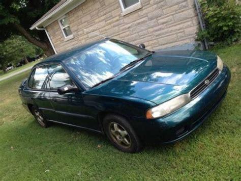 1996 Subaru Legacy L by Find Used 1996 Subaru Legacy L Sedan 4 Door 2 2l In