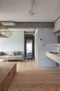 japanese minimalist design two apartments in modern minimalist japanese style
