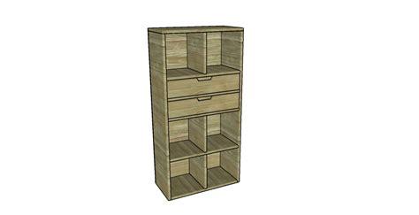 closet organizer plans myoutdoorplans free woodworking