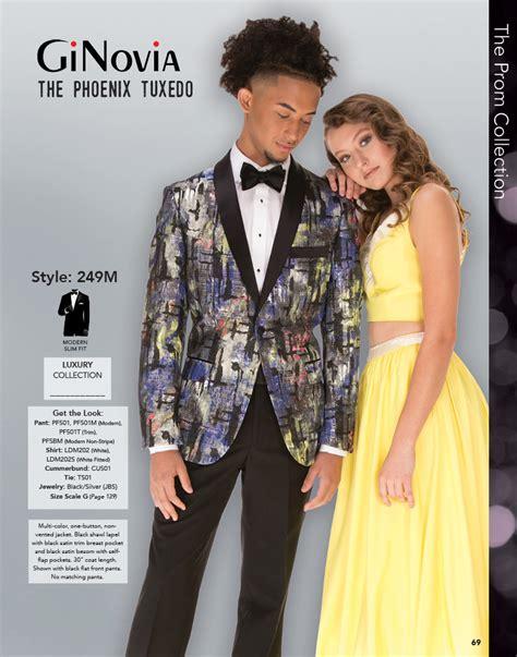 Ginovia Set home brighton tuxedo shop