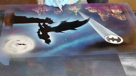 spray paint batman kryptc s quot quot kansas city spray paint how