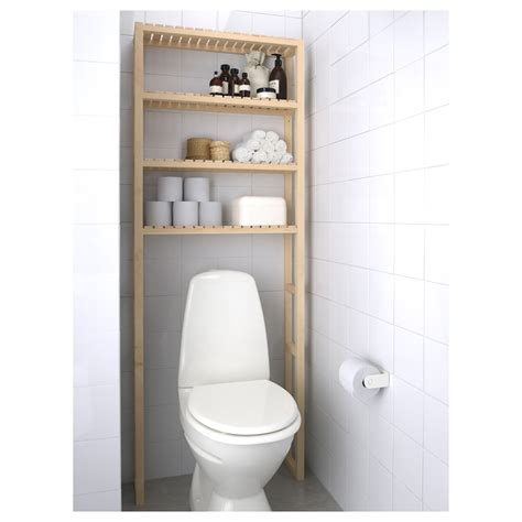 ikea toilet storage molger open storage birch 68x18x182 cm ikea