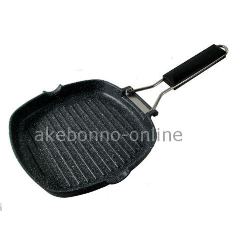 Akebonno Grill Pan 24cm grill panggangan