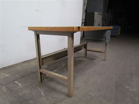 work bench top covering industrial workbench 1 3 4x30x72 composit top w laminate