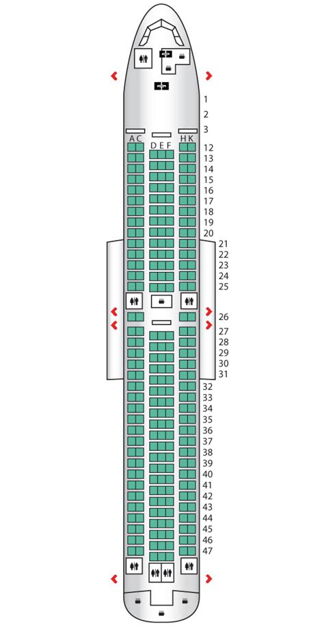 767 300 seating air canada premium premium economy plus b767 300 air