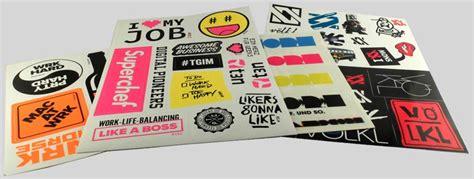 Sticker Drucken Lassen Kleinauflage by Aufkleberbogen Mit Konturschnitten Stickersheets