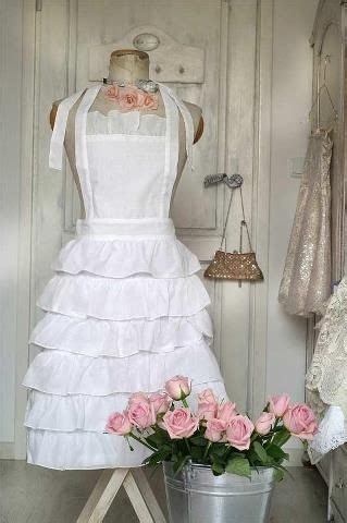 17 best ideas about white apron on aprons with