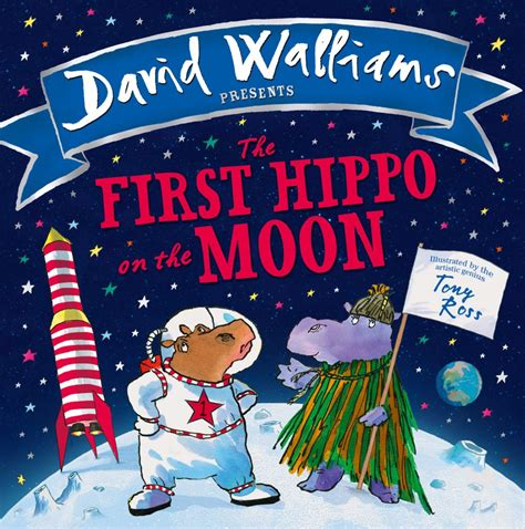 numbers and the in the moon books the hippo on the moon the world of david