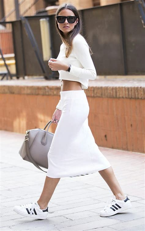 sneaker fashion 6 ways with white sneakers kate waterhouse