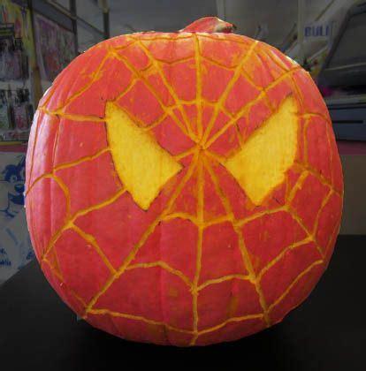 spiderman pattern for pumpkin spiderman pumpkin carving pumpkins pinterest