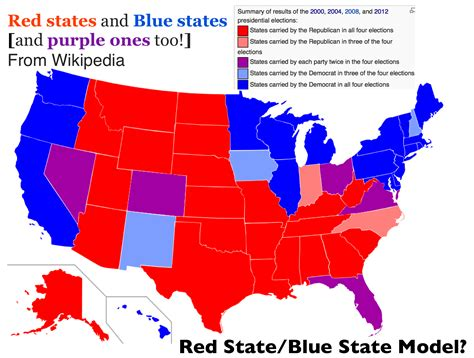 us map and blue states 2012 does the state blue state model of u s electoral