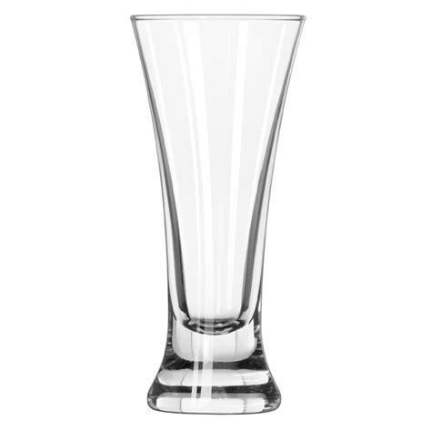 pilsner glass libbey 1241ht 4 75 oz flared top pilsner glass