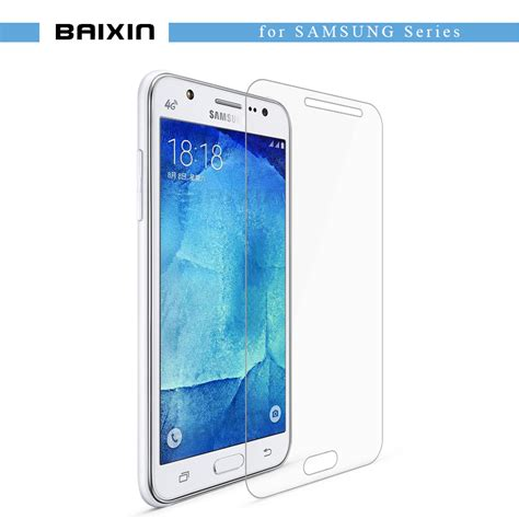 Tempered Glass Color Samsung Galaxy J5 Murah baixin tempered glass screen protector for samsung galaxy