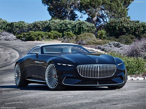 mercedes wallpaper 2017 2017 mercedes benz vision maybach 6 cabriolet concept