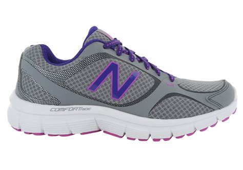 womens stability running shoes reviews womens new balance 543 comfort ride runner gray purple