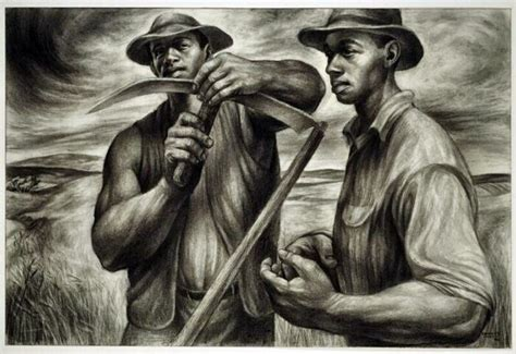 biography of artist famous african american artist charles w white jr info of
