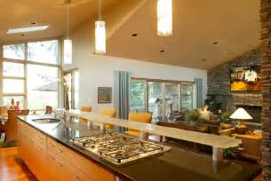 Great Room Kitchen Designs holistic home plan design matching your interior