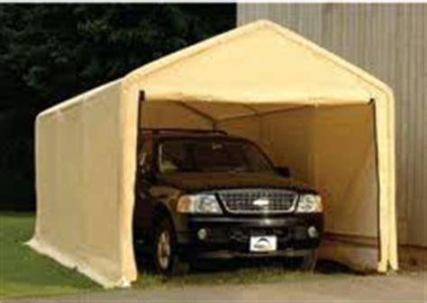 shelter logic garages shelterlogic garage canopy shelter