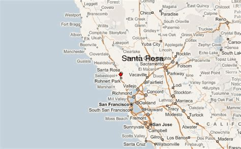 Santa Rosa santa rosa california location guide