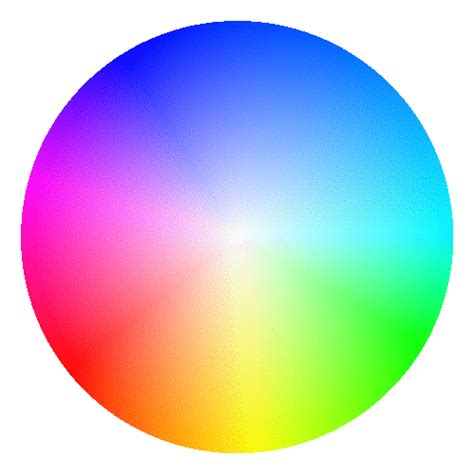 spinning color wheel spinning colorwheel by sykaeh on deviantart