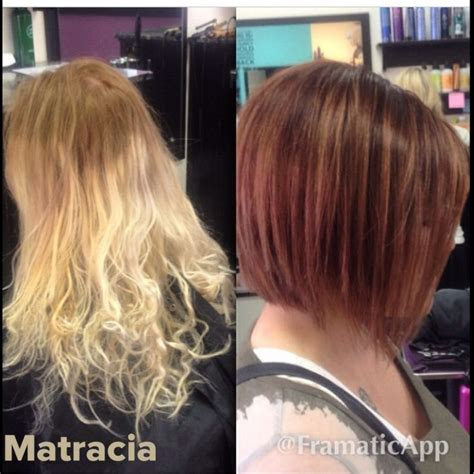 hairstyles after ombre 81 best images about before after hairstyles on