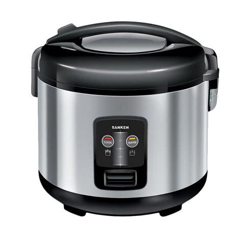 Rice Cooker Sanken 6 In 1 jual sanken sj 2100 magic rice cooker hitam silver