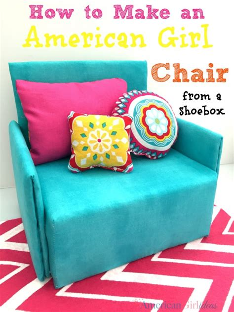 how to make a doll how to make a doll chair american ideas american