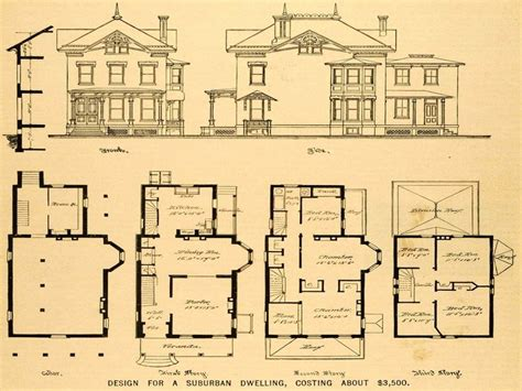 victorian era house plans victorian house floor plan thefloors co