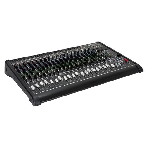 Mixer Usb rcf audio lpad 24cx 24 channel analog usb mixer at