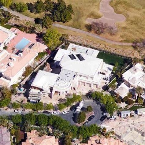 sheldon adelson house sheldon adelson s house in las vegas nv google maps virtual globetrotting