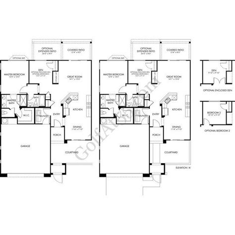 engle homes floor plans santa barbara archives new home