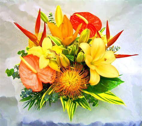 tropical flower arrangements centerpieces tropical flower centerpieces images