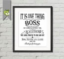 Thank You Letter Boss Last Working Day boss appreciation day boss week boss card boss gift thank by