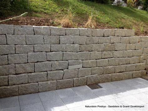 Räucheröfen Selber Bauen by Granit Mauer Mischungsverh 228 Ltnis Zement
