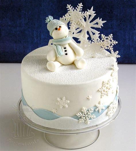 winter cake decorating ideas pretty snowman cake ideas for pretty designs