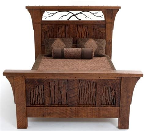 craftsman style headboard craftsman style wood bed western bedroom pinterest