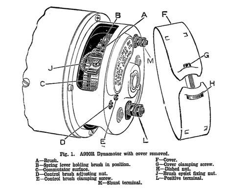 lucas starter motor wiring diagram free wiring