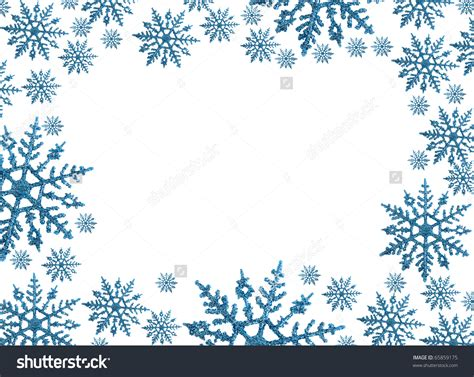 Public Domain Vector Snowflake