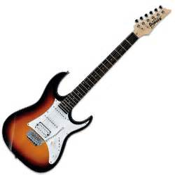 Ibanez Grx40 Tfb Tri Fade Burst Electric Guitar Original ibanez grx40 tfb gio series 6 string solid electric guitar in tri fade burst acclaim