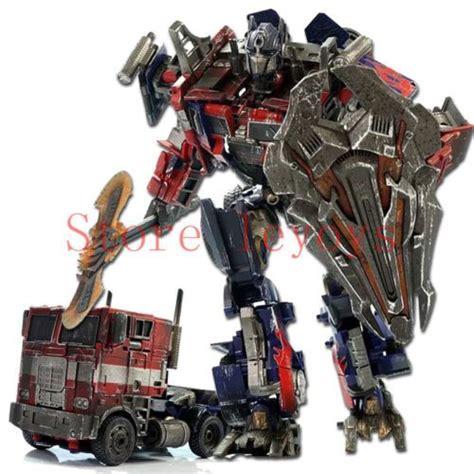 Transforming Robot Paul Limited limited edition transformers m01 d battle damage aoe evasion optimus prime transformers
