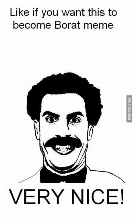 Borat Very Nice Meme - 25 best memes about borat meme borat memes